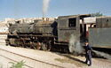 Steam locomotive 51, Amman station, Hedjaz Railway, Jordan
