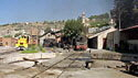 Steam locomotives, Amman shed, Hedjaz Railway, Jordan