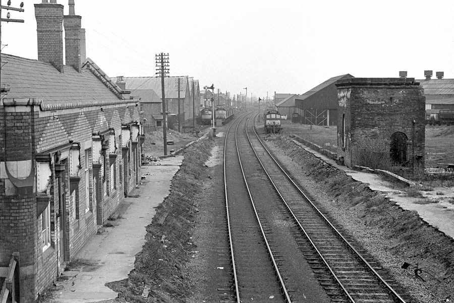 Coalville Town station