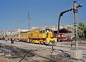 Diesel train to Damascus, Amman, Jordan
