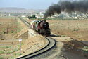 Trains on the Hedjaz Railway, Mafraq - Amman, Jordan