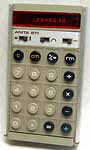 Old Anita pocket calculator